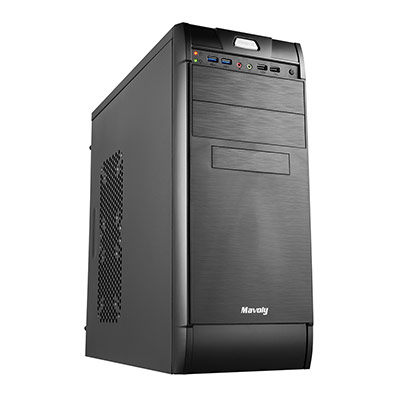 技嘉B450平台[星劍兵長]AMD雙核效能電腦
