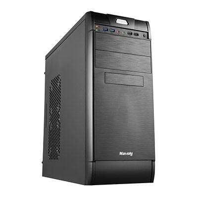 技嘉B450平台[星劍夢魘]AMD雙核效能電腦