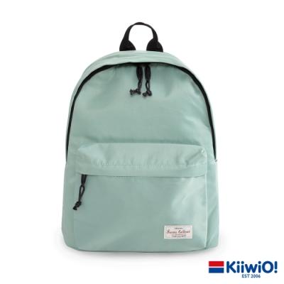 Kiiwi O! 實用尼龍系列 筆電/後背包 THOMAS 薄荷綠