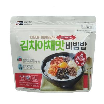 韓國Doori Doori 石鍋拌飯-泡菜味(118g)
