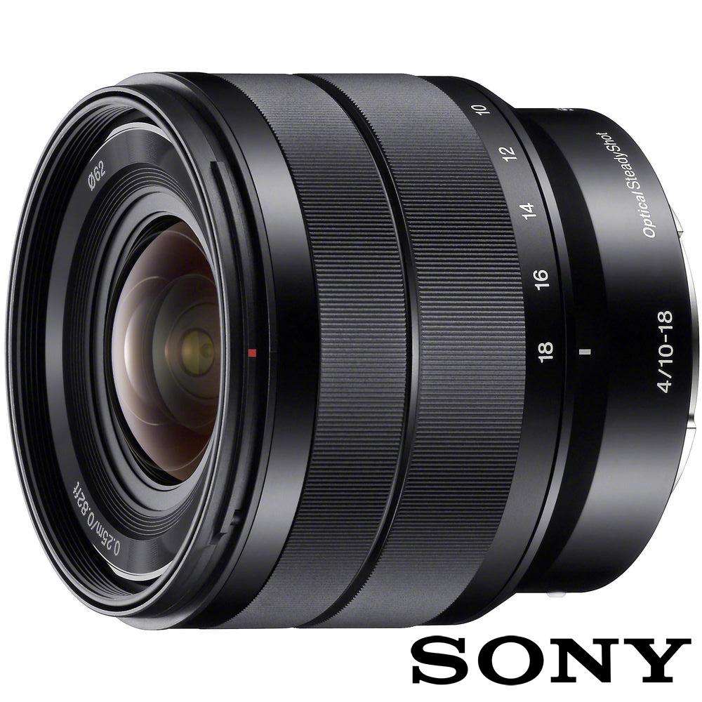SONY E 10-18mm F4 OSS SEL1018 公司貨