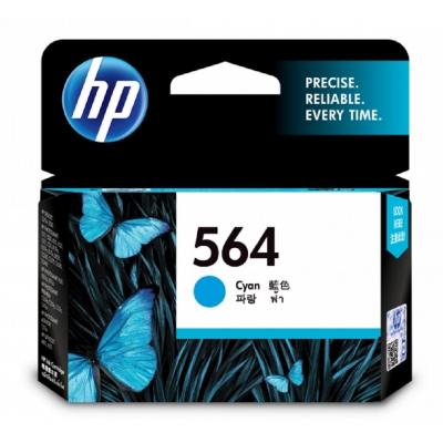 HP CB318WA 原廠藍色墨水匣 NO:564