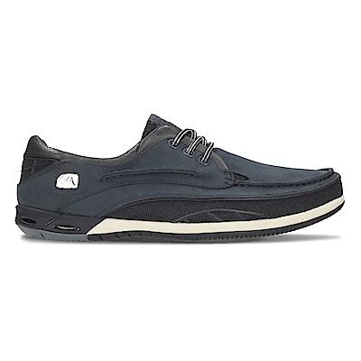 Clarks Orson Lace 男休閒鞋 藍