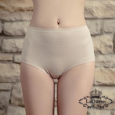 塑褲 無痕貼合包覆蠶絲塑褲-膚 La Queen