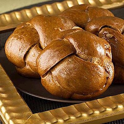 滿面香 榛果咖啡饅頭(4顆入)