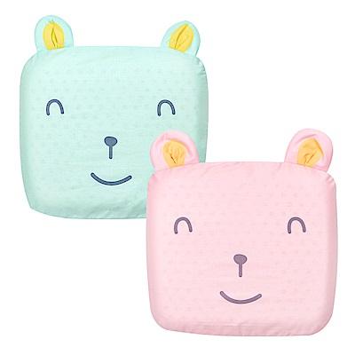 麗嬰房 les enphants 雲朵熊防螨護頭枕 (2款可任選)