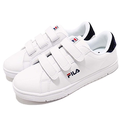 Fila 休閒鞋 COURT DELUXE C905S 男鞋