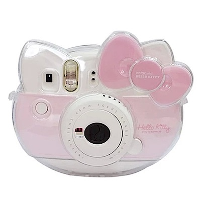 LOTUS富士 Instax Mini Hello Kitty 拍立得水晶殼 保護殼