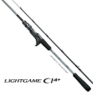 【SHIMANO】LIGHTGAME CI4+ TYPE82 HH180L(左) 船竿