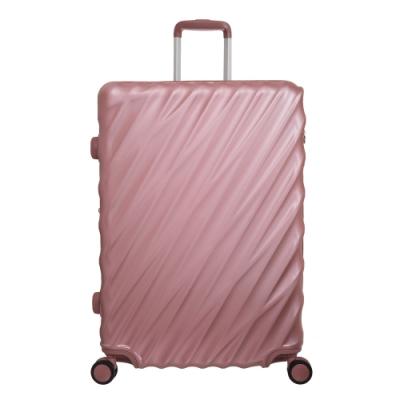 【OUTDOOR】VIGOR-28吋拉鍊箱-珠光粉紅 OD1671B28PK
