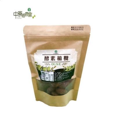 中寮鄉農會 酵素橄欖(250g/包)