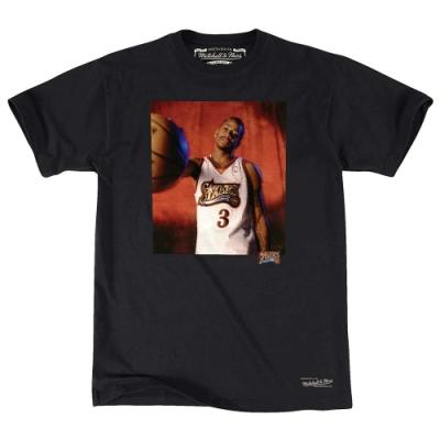 M&N NBA Off Court 短袖T恤 76人 Allen Iverson