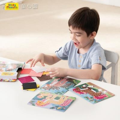 Sticky Mosaics 馬賽克拼貼旅遊包-駿馬(5Y+)