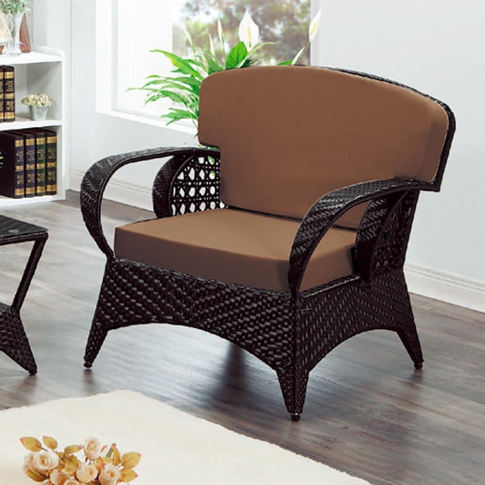 AS-高登單人藤椅-86x84x90cm