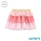 Carter's台灣總代理 漸層粉蛋糕短裙