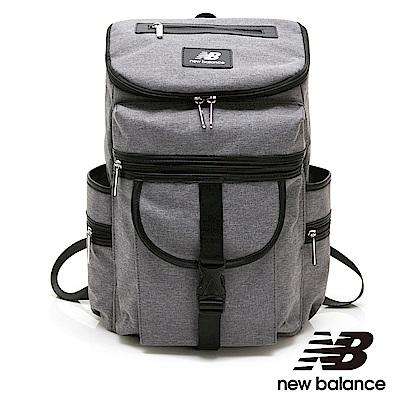 New Balance  休閒後背包 灰色SPL1812GR