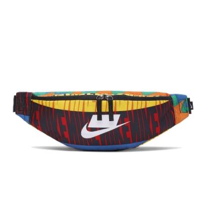 Nike 腰包 NSW Heritage Hip Pack 外出 輕便 斜背 穿搭 撞色 特殊LOGO 彩 BA6332010