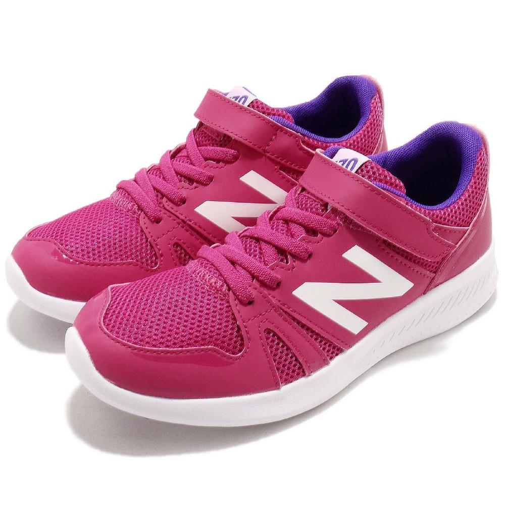 New Balance 慢跑鞋 KV570PKYW 寬楦 童鞋