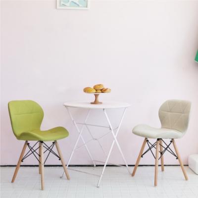 完美主義 復古北歐風餐椅/楓木椅/電腦椅/化妝椅(5色)