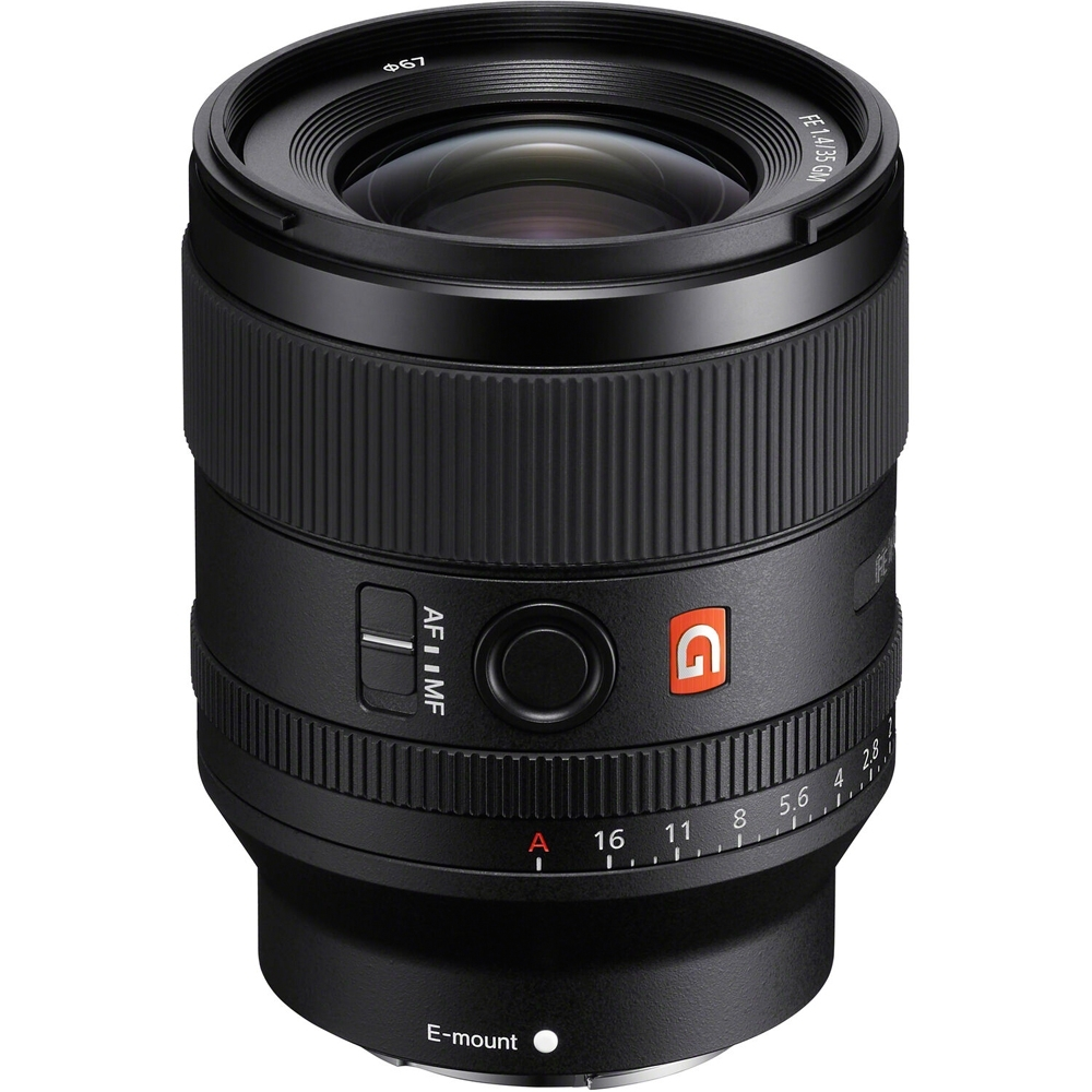 Sony FE 35mm F1.4 GM SEL35F14GM (公司貨)