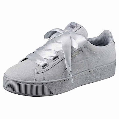 PUMA-PumaVikkyPlatformRibbonS休閒鞋-石頭灰