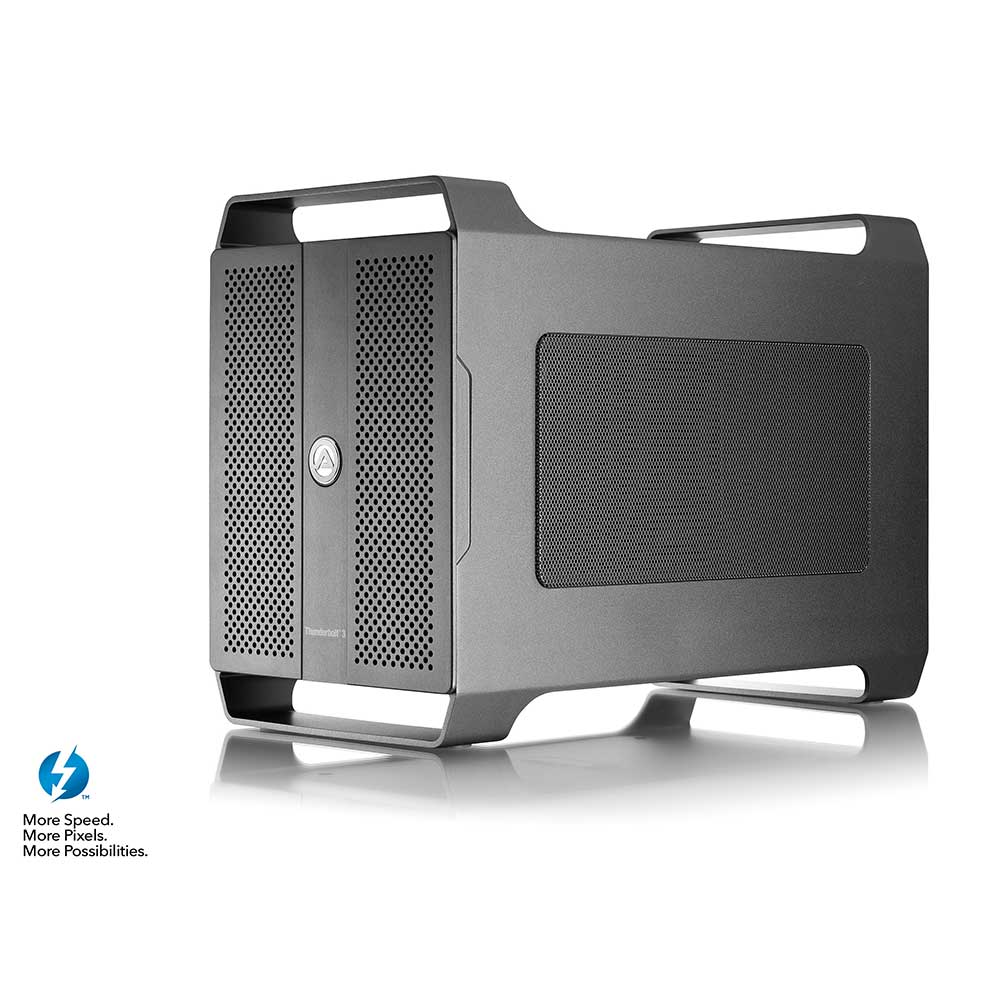 AKiTiO Node Duo Thunderbolt3 轉雙 PCIe 外接擴充裝置