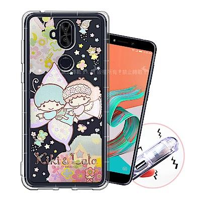三麗鷗授權 ASUS ZenFone 5Q ZC600KL 甜蜜系列彩繪空壓殼(蝴蝶)