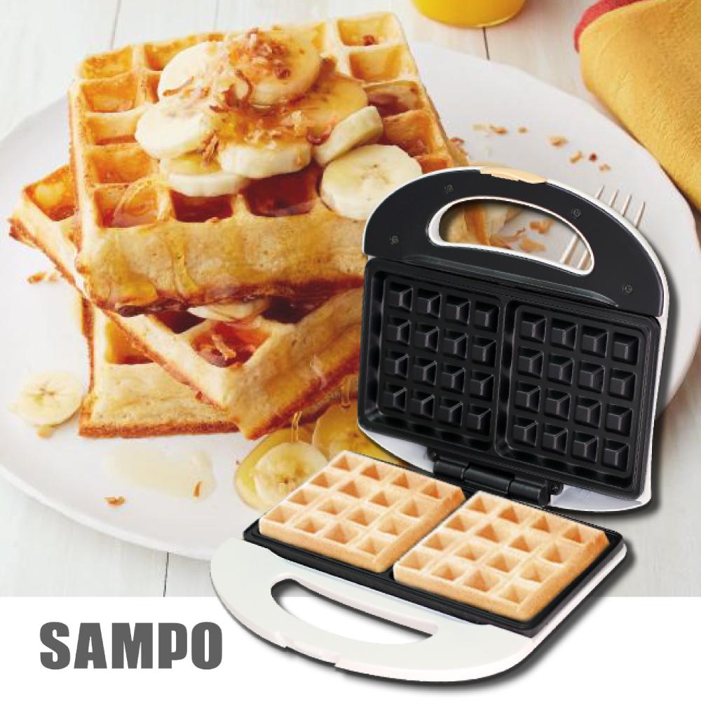 聲寶SAMPO雙片鬆餅機TG-L7061L