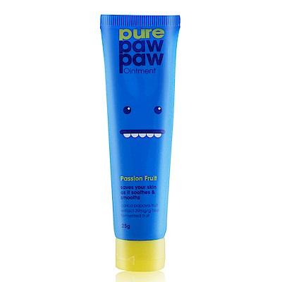 澳洲正統 Pure Paw Paw 神奇萬用木瓜霜-百香果香25g(藍)