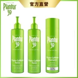 [限定獨家2+1組]Plantur39 植物與咖啡因頭髮液 200ml