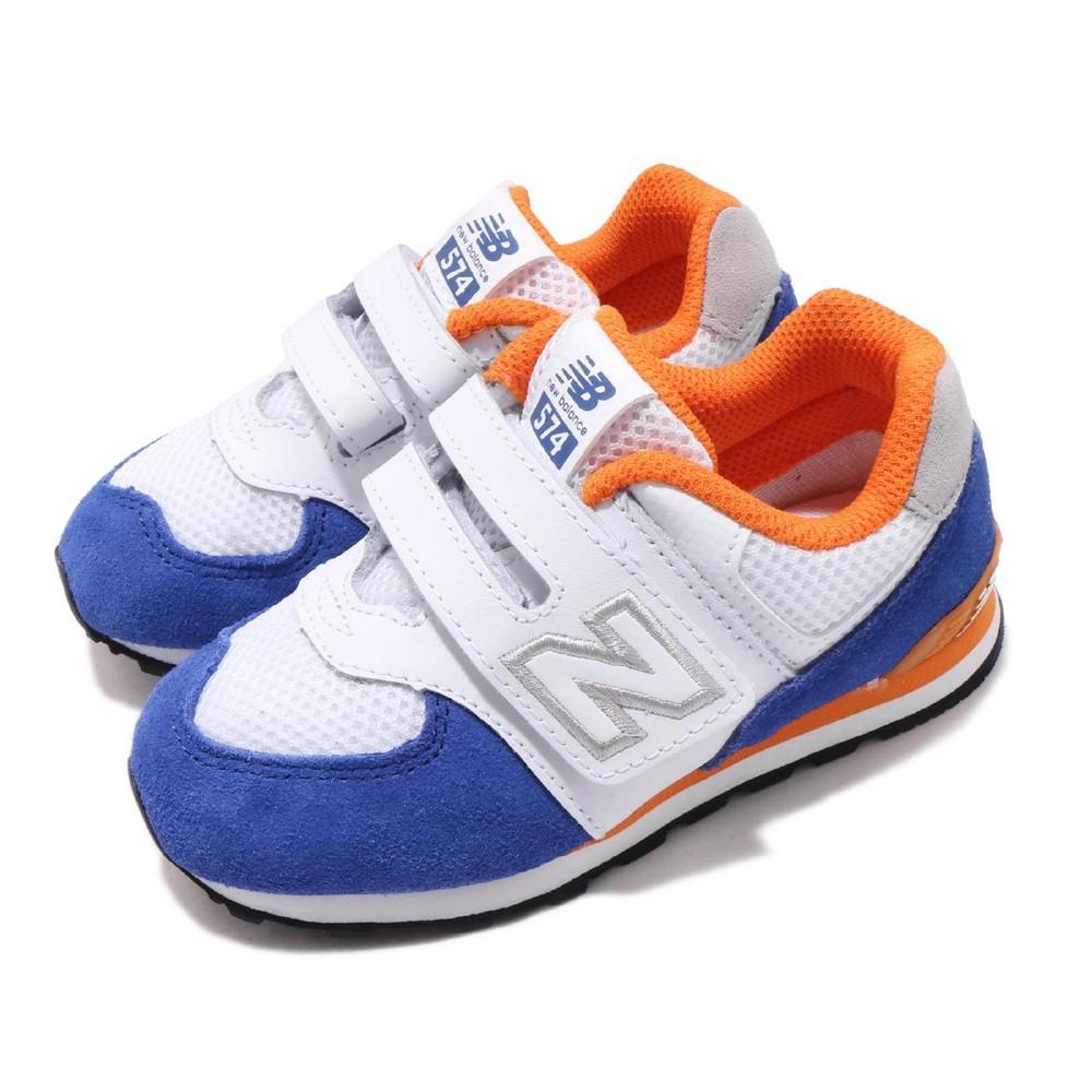 New Balance 慢跑鞋 IV574NSDW 童鞋