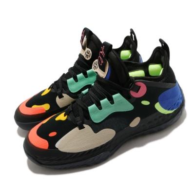 adidas 籃球鞋 Harden Vol. 5 哈登 男鞋 愛迪達 避震 輕量 NBA球星 James 黑彩 FZ1070