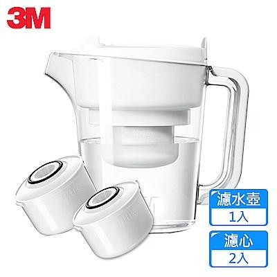 3M 經典款即淨長效濾水壺WP3000(1壺+2濾心)