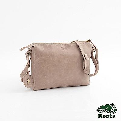 Roots-配件-羅伯森側背包-棕