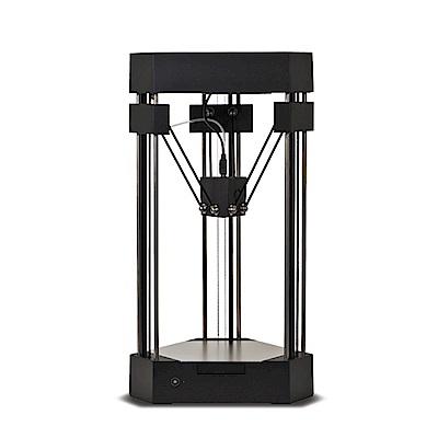 FLUX Delta+ 多功能3D列印 印表機_豪華方案 (3D 列印、鐳射雕刻、貼紙切割