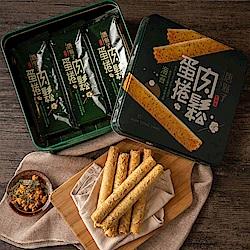 新東陽 海苔肉鬆蛋捲禮盒(34gx9入)