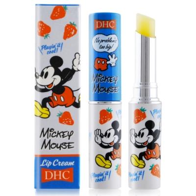 DHC 純橄欖護唇膏-米奇限定版1.5g