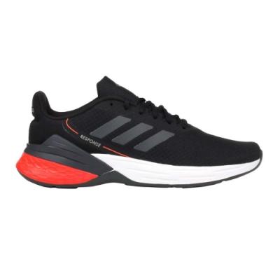 ADIDAS RESPONSE SR男慢跑休閒鞋-路跑 運動 BOOST 愛迪達 FX3629 黑橘紅