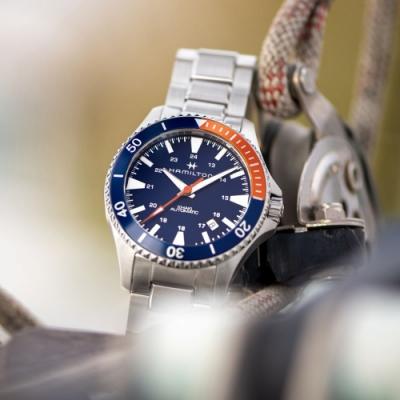 Hamilton KHAKI NAVY 卡其海軍系列機械錶(H82365141)40mm