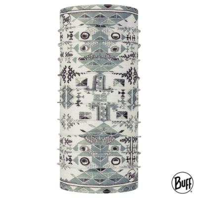 【西班牙BUFF】Coolnet抗UV頭巾-印墨雙影