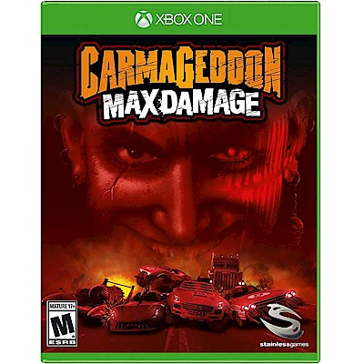 死亡賽車:再生 Carmageddon: Max Damage-XBOX ONE 英文美版