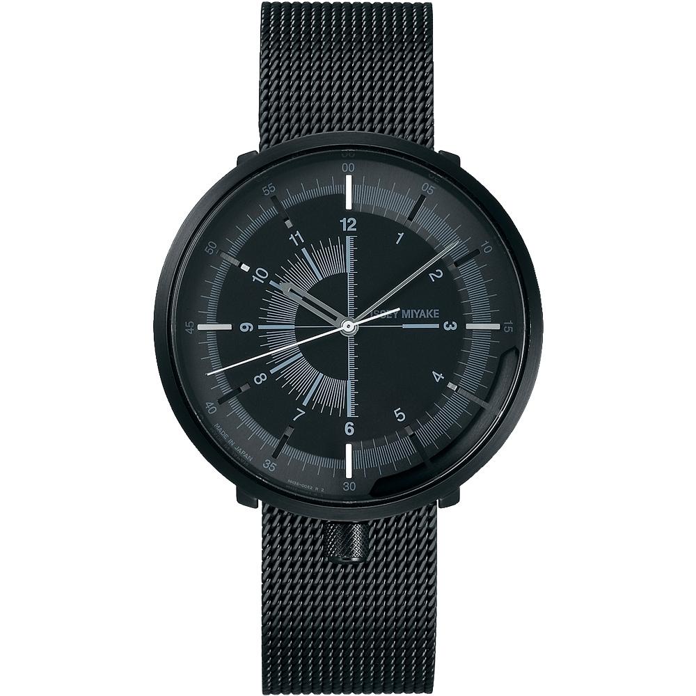 ISSEY MIYAKE 三宅一生One-Sixth系列機械錶(NYAK001Y)