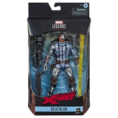 【孩之寶 Hasbro 】 Marvel 傳奇系列 6吋可動 收藏人物組-死亡戰士 Deathlok