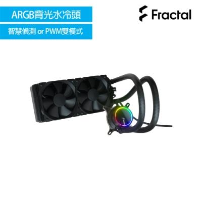 【Fractal Design】Celsius+ S24 Dynamic水冷散熱器