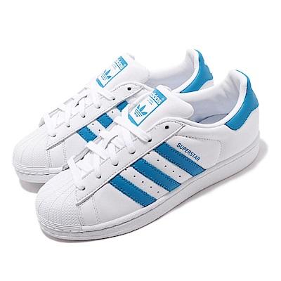 adidas 休閒鞋 Superstar 低筒 穿搭 女鞋