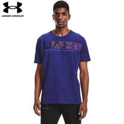 【UNDER ARMOUR】UA 男 Training Graphics短T-Shirt