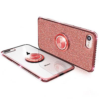 iStyle iPhone 7/8 4.7吋 輕奢鑽石手機殼 @ Y!購物