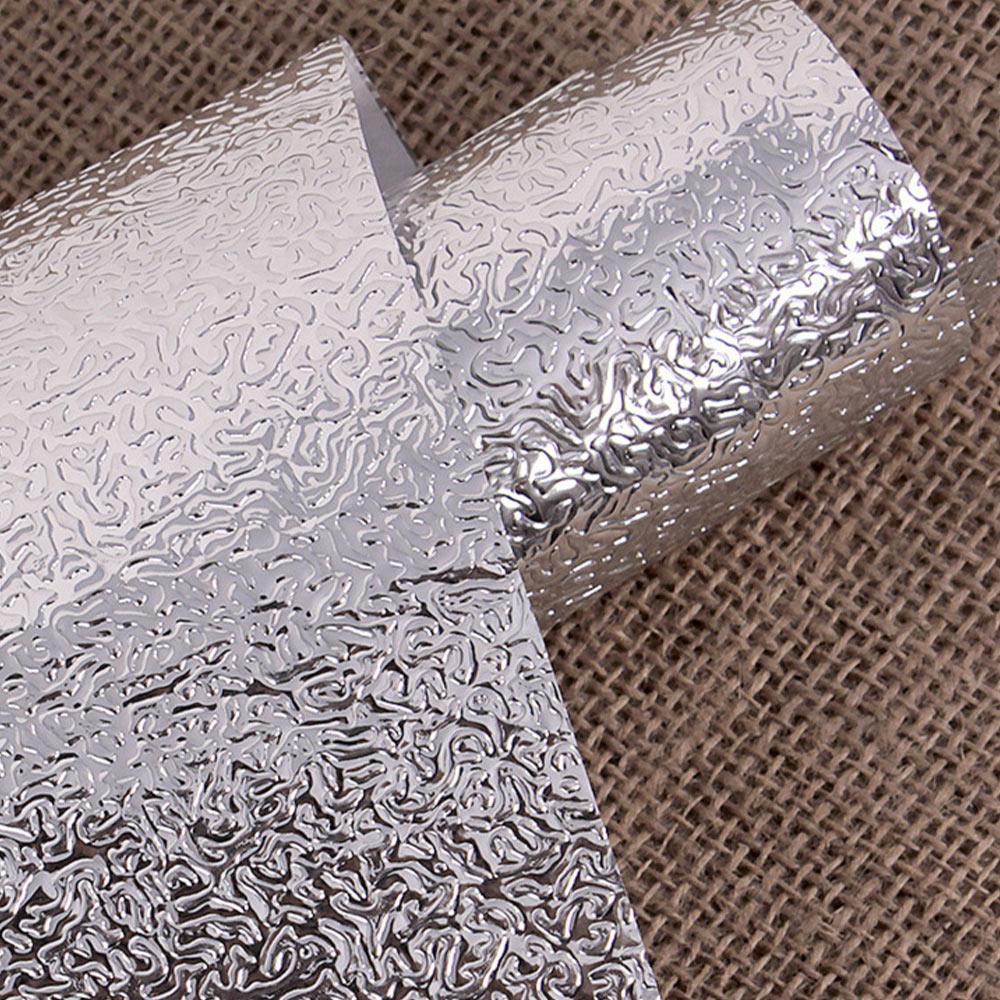 佶之屋  DIY廚房專用加厚防油鋁箔自黏壁貼 60x300cm(2款)