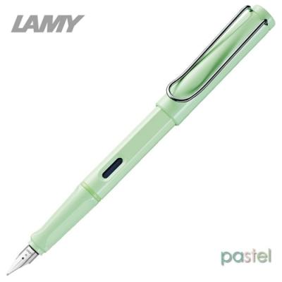 LAMY SAFARI pastel mint薄荷綠 鋼筆