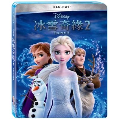 冰雪奇緣 2 FROZEN II  藍光 BD